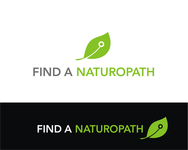 Find A Naturopath Logo - Entry #11