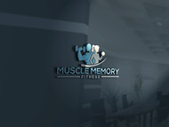Muscle Memory fitness Logo - Entry #9