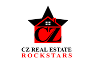 CZ Real Estate Rockstars Logo - Entry #138