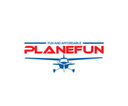 PlaneFun Logo - Entry #94