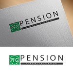 Pension Financial Group Logo - Entry #101