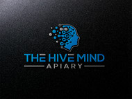 The Hive Mind Apiary Logo - Entry #22