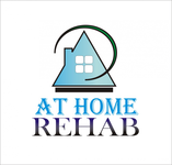 At Home Rehab Logo - Entry #20