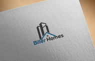 Biller Homes Logo - Entry #24