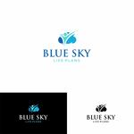 Blue Sky Life Plans Logo - Entry #318