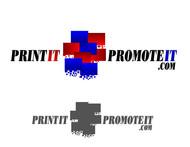 PrintItPromoteIt.com Logo - Entry #86