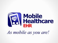 Mobile Healthcare EHR Logo - Entry #74