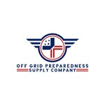 Off Grid Preparedness Supply Company Logo - Entry #74