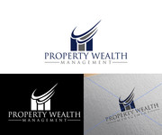 Property Wealth Management Logo - Entry #50