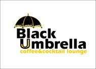 Black umbrella coffee & cocktail lounge Logo - Entry #72