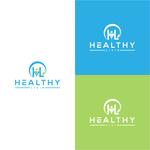 Healthy Livin Logo - Entry #448
