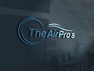 The Air Pro's  Logo - Entry #231
