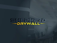 Shepherd Drywall Logo - Entry #94