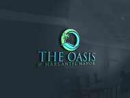 The Oasis @ Marcantel Manor Logo - Entry #105