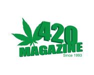 420 Magazine Logo Contest - Entry #29