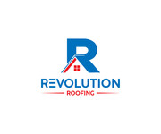 Revolution Roofing Logo - Entry #36