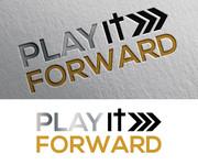 Play It Forward Logo - Entry #124