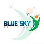 Blue Sky Life Plans Logo - Entry #66