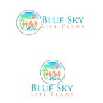 Blue Sky Life Plans Logo - Entry #34