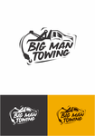 Big Man Towing Logo - Entry #41
