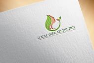 Local Girl Aesthetics Logo - Entry #31