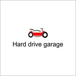 Hard drive garage Logo - Entry #180