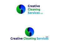 CREATIVE CLEANING SERVICES LLC Logo - Entry #41