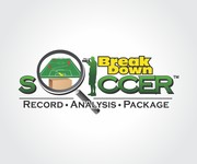 BreakDownSoccer Logo - Entry #11