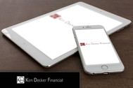 Ken Decker Financial Logo - Entry #66