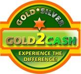 Gold2Cash Logo - Entry #57