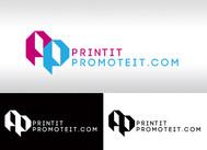 PrintItPromoteIt.com Logo - Entry #105