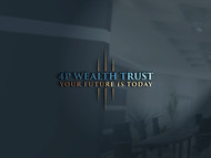 4P Wealth Trust Logo - Entry #161