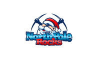 North Pole Rocks Logo - Entry #11