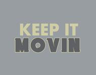 Keep It Movin Logo - Entry #362