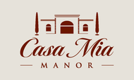 Casa Mia Manor House Logo - Entry #37