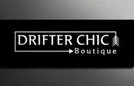 Drifter Chic Boutique Logo - Entry #285