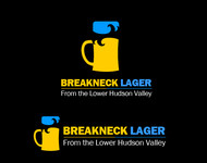 Breakneck Lager Logo - Entry #53