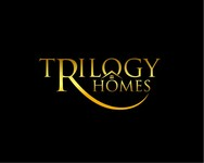 TRILOGY HOMES Logo - Entry #195
