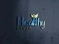Healthy Livin Logo - Entry #170
