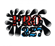 PRO 327 Logo - Entry #7