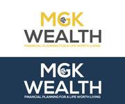 MGK Wealth Logo - Entry #322