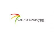 Cabinet Makeovers & More Logo - Entry #12