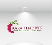 Kara Fendryk Makeup Artistry Logo - Entry #13