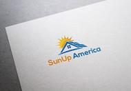 SunUp America Logo - Entry #2