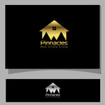 Pinnacles Real Estate Group  Logo - Entry #35