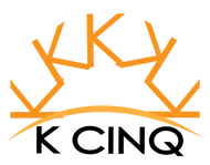 K-CINQ  Logo - Entry #136