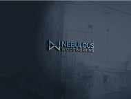 Nebulous Woodworking Logo - Entry #104