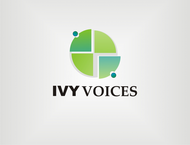 Logo for Ivy Voices - Entry #72