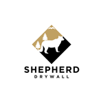 Shepherd Drywall Logo - Entry #182