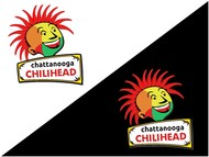 Chattanooga Chilihead Logo - Entry #158